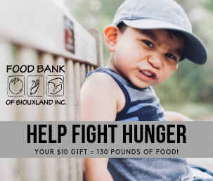 Food Bank of Siouxland Card Image
